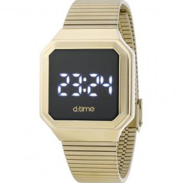 Daniel Klein Digital Gold Stainless Steel DK.1.12323-3